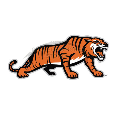 Homemade RIT Tigers Iron-on Transfers (Wall Stickers)NO.6013