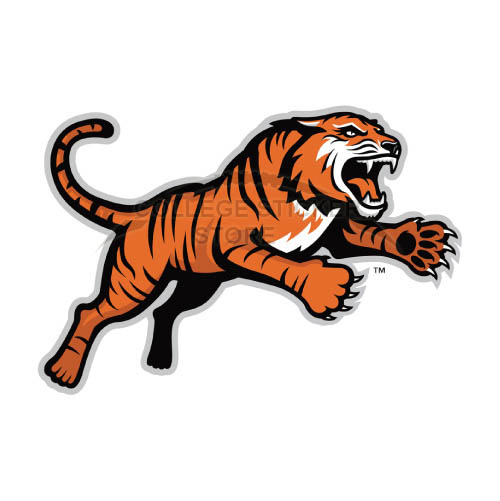 Homemade RIT Tigers Iron-on Transfers (Wall Stickers)NO.6014
