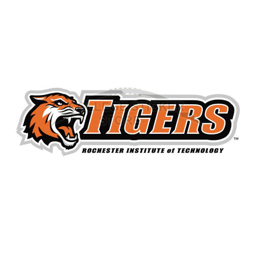 Homemade RIT Tigers Iron-on Transfers (Wall Stickers)NO.6015