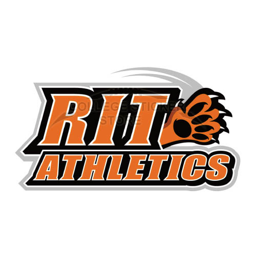 Homemade RIT Tigers Iron-on Transfers (Wall Stickers)NO.6017
