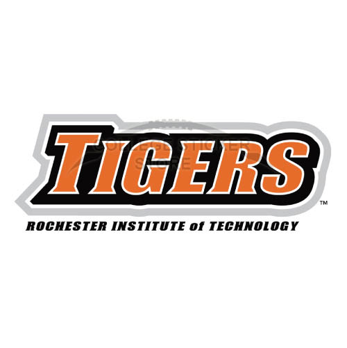 Homemade RIT Tigers Iron-on Transfers (Wall Stickers)NO.6020