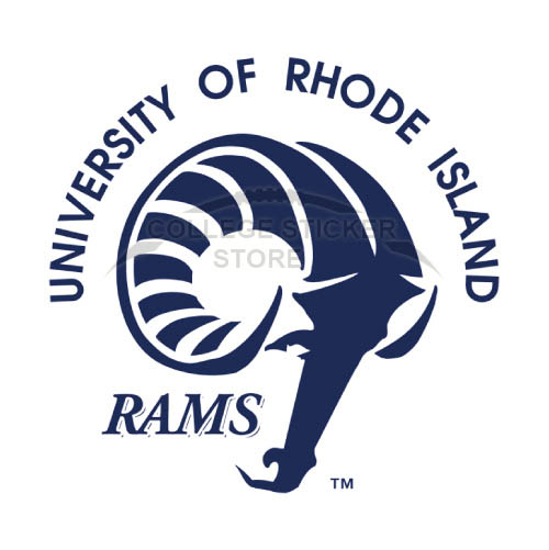Homemade Rhode Island Rams Iron-on Transfers (Wall Stickers)NO.5982