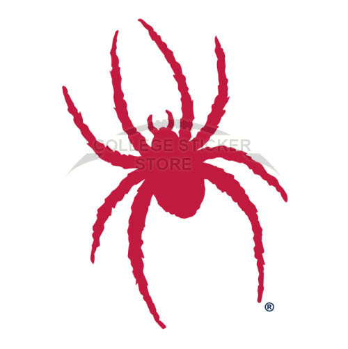 Homemade Richmond Spiders Iron-on Transfers (Wall Stickers)NO.6002