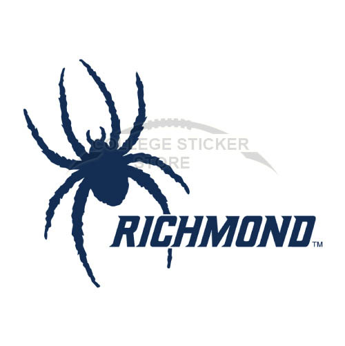 Homemade Richmond Spiders Iron-on Transfers (Wall Stickers)NO.6004