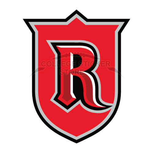 Homemade Rutgers Scarlet Knights Iron-on Transfers (Wall Stickers)NO.6033