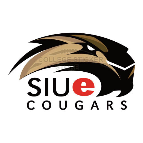 Homemade SIU Edwardsville Cougars Iron-on Transfers (Wall Stickers)NO.6178