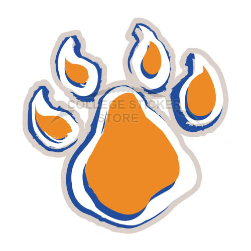 Homemade Sam Houston State Bearkats Iron-on Transfers (Wall Stickers)NO.6083