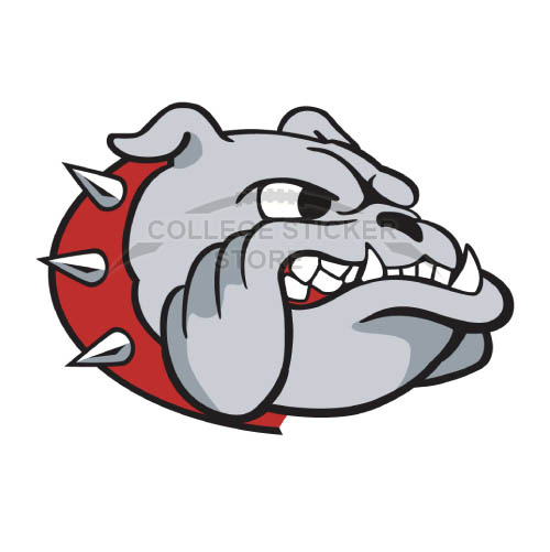 Homemade Samford Bulldogs Iron-on Transfers (Wall Stickers)NO.6093