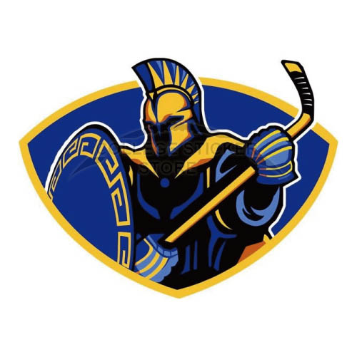 Homemade San Jose State Spartans Iron-on Transfers (Wall Stickers)NO.6128