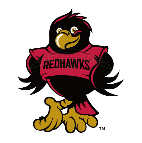 Homemade Seattle Redhawks Iron-on Transfers (Wall Stickers)NO.6154