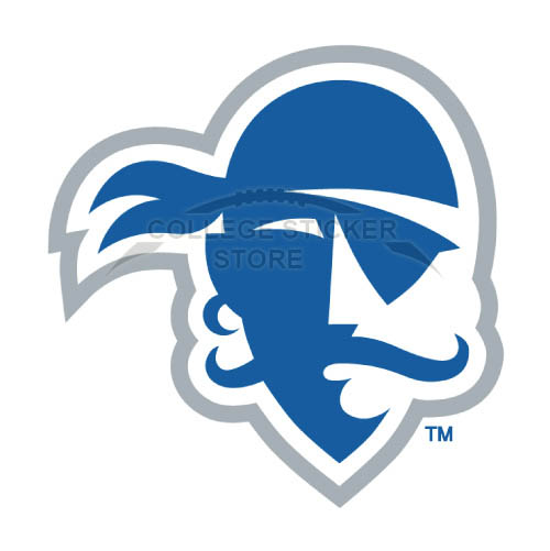Homemade Seton Hall Pirates Iron-on Transfers (Wall Stickers)NO.6159