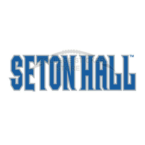 Homemade Seton Hall Pirates Iron-on Transfers (Wall Stickers)NO.6163