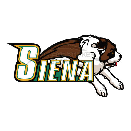 Homemade Siena Saints Iron-on Transfers (Wall Stickers)NO.6175