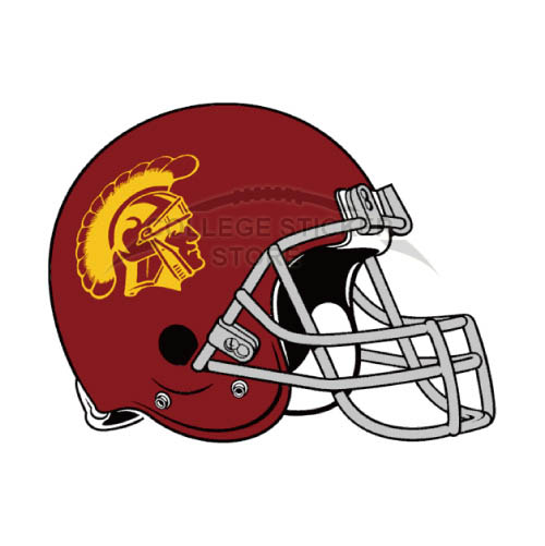Homemade Southern California Trojans Iron-on Transfers (Wall Stickers)NO.6269