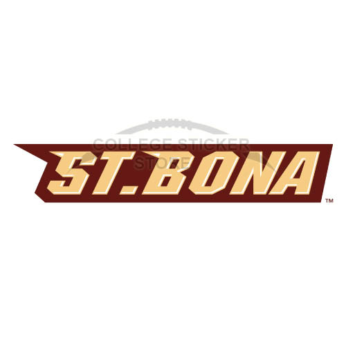 Homemade St. Bonaventure Bonnies Iron-on Transfers (Wall Stickers)NO.6323