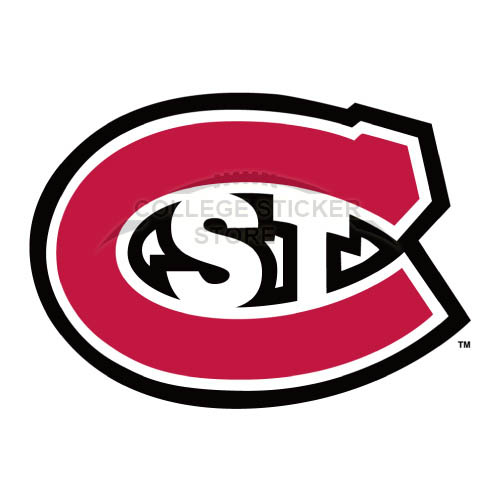 Homemade St. Cloud State Huskies Iron-on Transfers (Wall Stickers)NO.6329