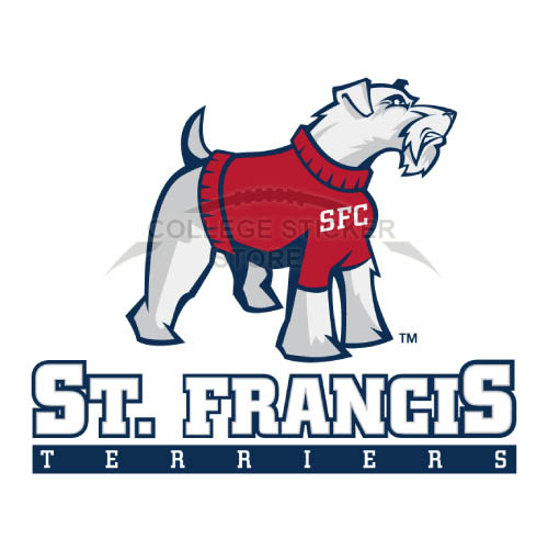 Homemade St. Francis Terriers Iron-on Transfers (Wall Stickers)NO.6334