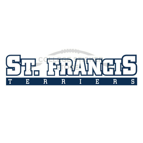 Homemade St. Francis Terriers Iron-on Transfers (Wall Stickers)NO.6335
