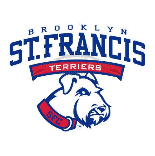 Homemade St. Francis Terriers Iron-on Transfers (Wall Stickers)NO.6342