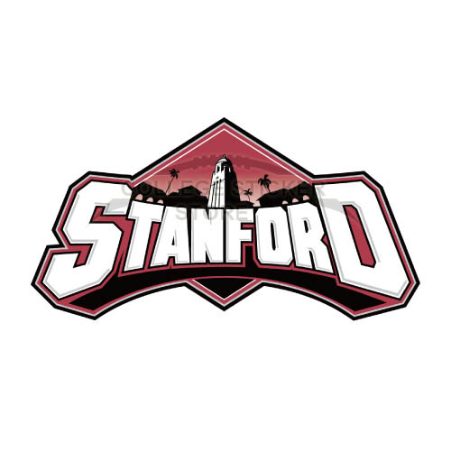 Homemade Stanford Cardinal Iron-on Transfers (Wall Stickers)NO.6384