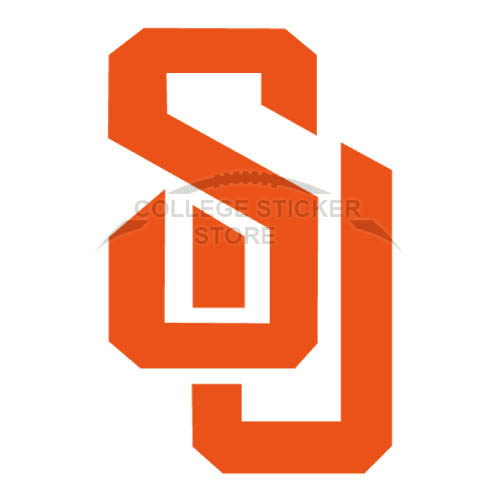 Homemade Syracuse Orange Iron-on Transfers (Wall Stickers)NO.6412