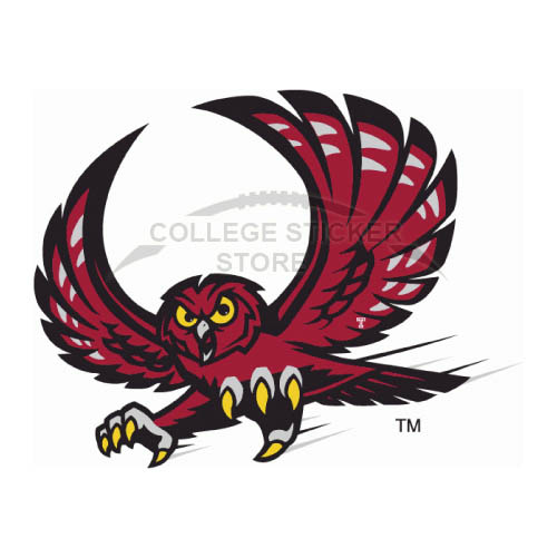 Homemade Temple Owls Iron-on Transfers (Wall Stickers)NO.6440
