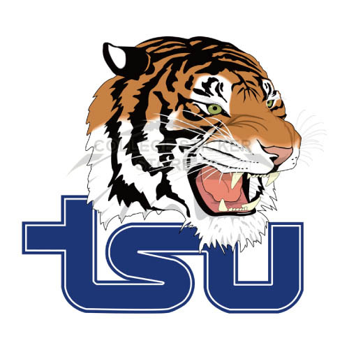 Homemade Tennessee State Tigers Iron-on Transfers (Wall Stickers)NO.6454