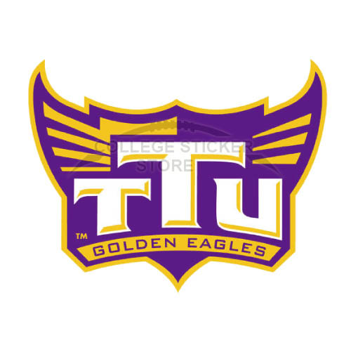 Homemade Tennessee Tech Golden Eagles Iron-on Transfers (Wall Stickers)NO.6457