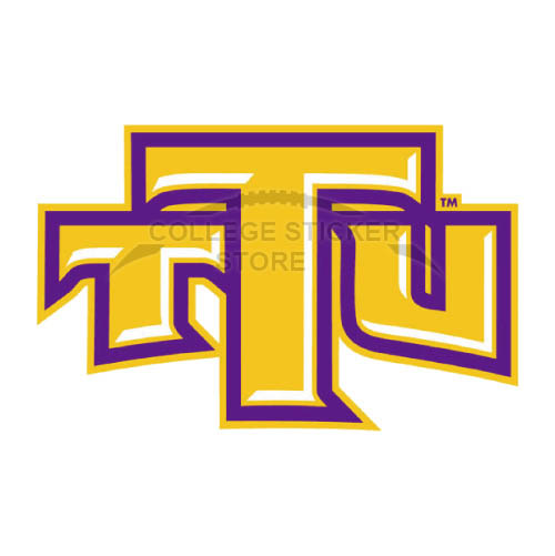 Homemade Tennessee Tech Golden Eagles Iron-on Transfers (Wall Stickers)NO.6460