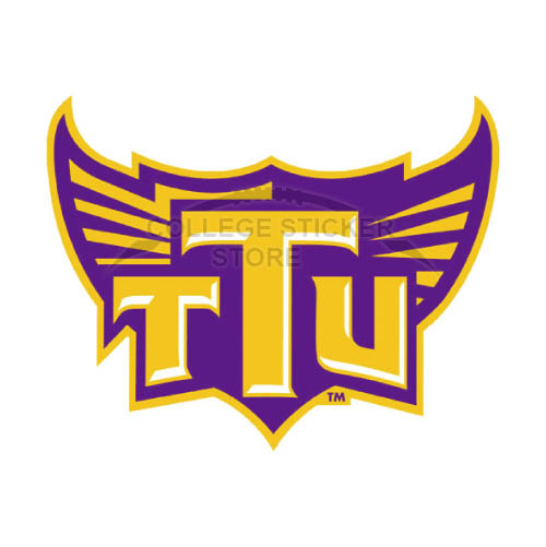Homemade Tennessee Tech Golden Eagles Iron-on Transfers (Wall Stickers)NO.6462