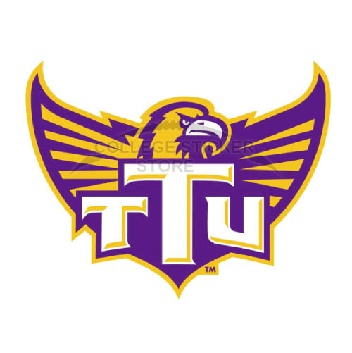 Homemade Tennessee Tech Golden Eagles Iron-on Transfers (Wall Stickers)NO.6463