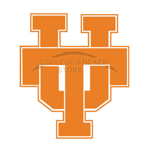 Homemade Tennessee Volunteers Iron-on Transfers (Wall Stickers)NO.6468
