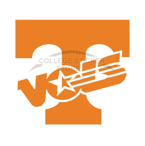 Homemade Tennessee Volunteers Iron-on Transfers (Wall Stickers)NO.6476