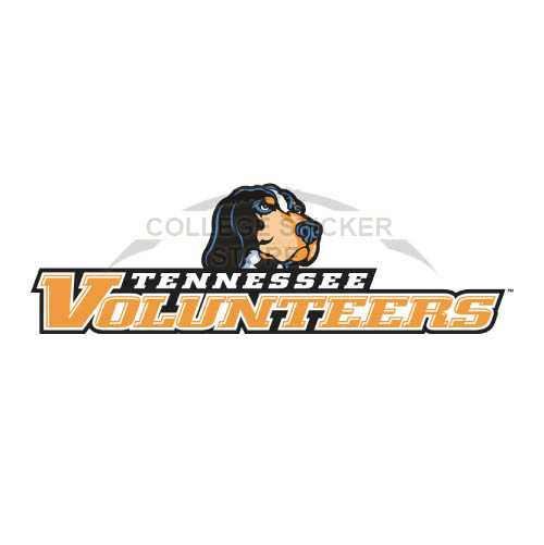 Homemade Tennessee Volunteers Iron-on Transfers (Wall Stickers)NO.6481