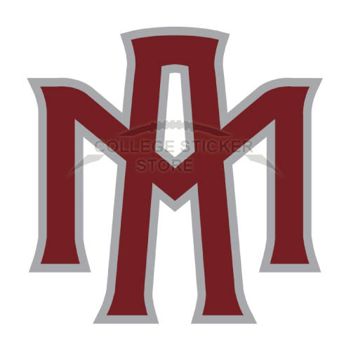 Homemade Texas A M Aggies Iron-on Transfers (Wall Stickers)NO.6485