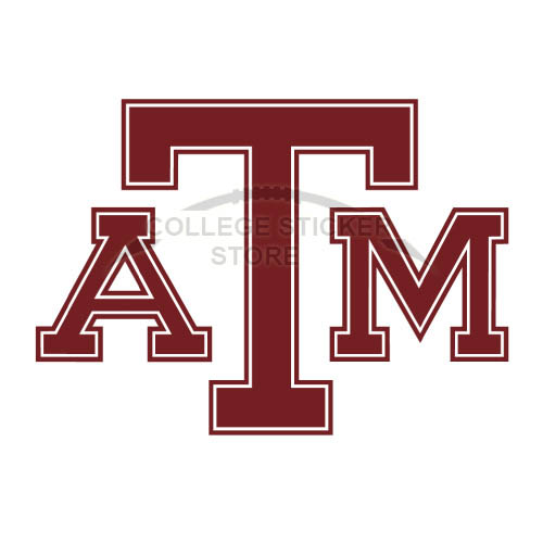 Homemade Texas A M Aggies Iron-on Transfers (Wall Stickers)NO.6492