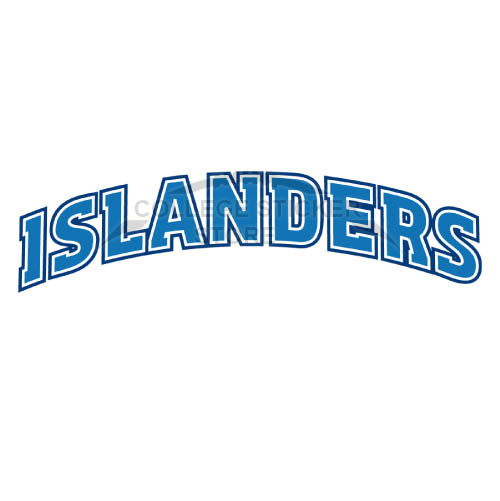 Homemade Texas A M CC Islanders Iron-on Transfers (Wall Stickers)NO.6498