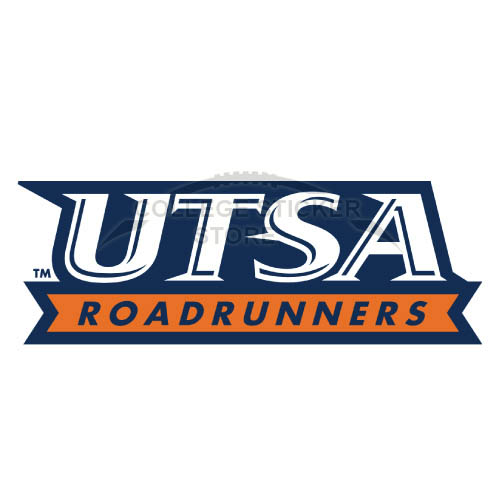Diy Texas SA Roadrunners Iron-on Transfers (Wall Stickers)NO.6532