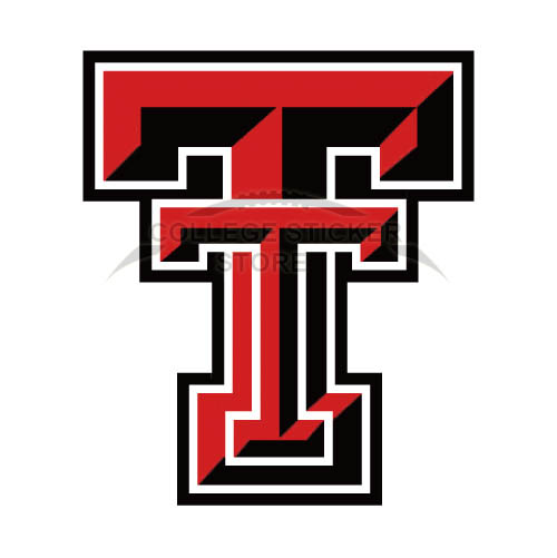 Diy Texas Tech Red Raiders Iron-on Transfers (Wall Stickers)NO.6563