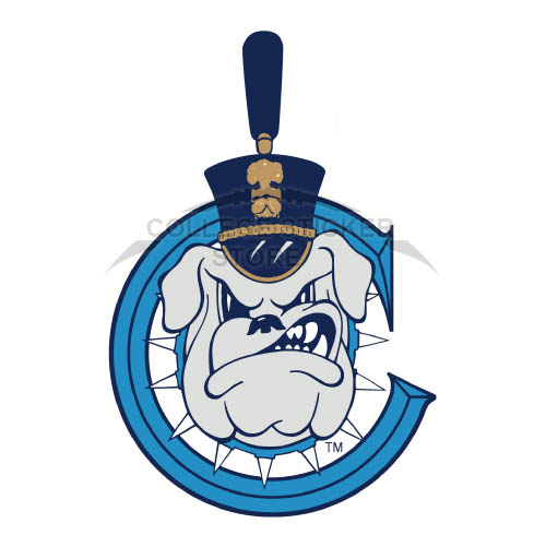 Diy The Citadel Bulldogs Iron-on Transfers (Wall Stickers)NO.6567