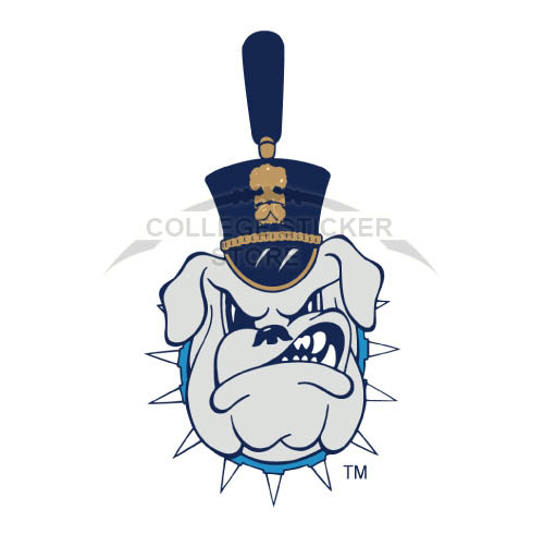 Diy The Citadel Bulldogs Iron-on Transfers (Wall Stickers)NO.6568