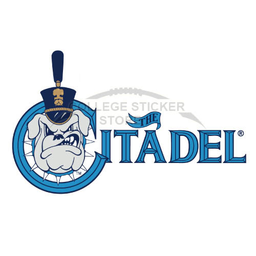 Diy The Citadel Bulldogs Iron-on Transfers (Wall Stickers)NO.6570