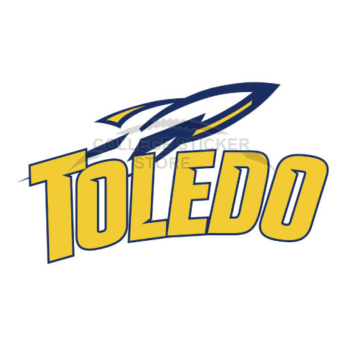 Diy Toledo Rockets Iron-on Transfers (Wall Stickers)NO.6571