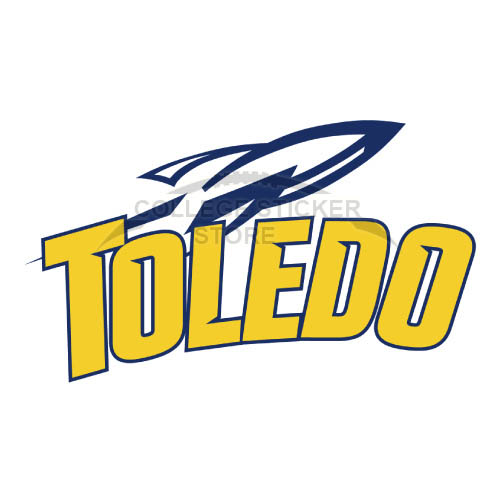 Diy Toledo Rockets Iron-on Transfers (Wall Stickers)NO.6573