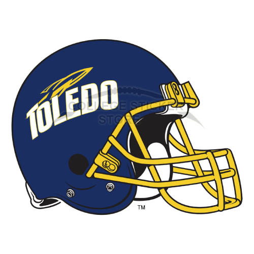 Diy Toledo Rockets Iron-on Transfers (Wall Stickers)NO.6575