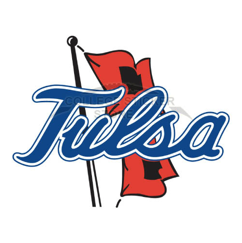 Diy Tulsa Golden Hurricane Iron-on Transfers (Wall Stickers)NO.6625