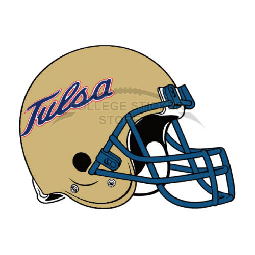 Diy Tulsa Golden Hurricane Iron-on Transfers (Wall Stickers)NO.6627