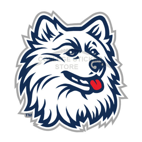 Diy UConn Huskies Iron-on Transfers (Wall Stickers)NO.6658