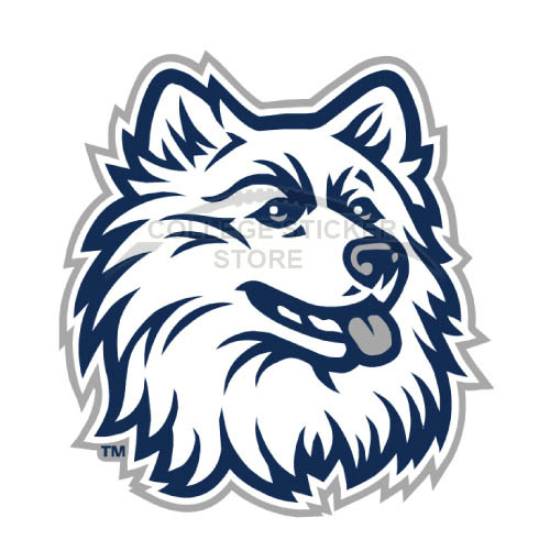 Diy UConn Huskies Iron-on Transfers (Wall Stickers)NO.6661