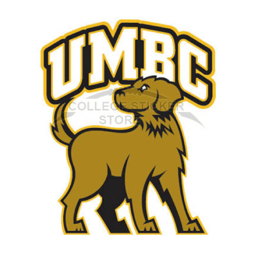 Diy UMBC Retrievers Iron-on Transfers (Wall Stickers)NO.6686